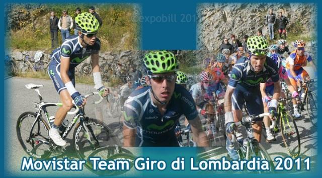 Movistar Giro di Lombardia 2011